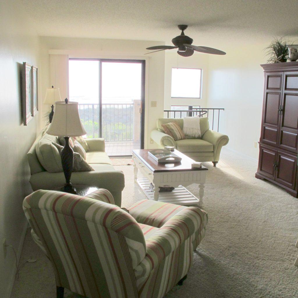 2 Condo - Living Room